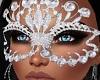 Mask snow Queen