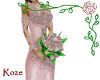 Pale Pink Rose Bouquet