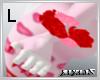 [Zlix]Rose Cuff L