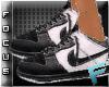 F|Dunkz Black n White
