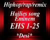 EHS! Hailies song