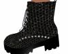 Starlite Boots-Black