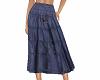 TF* Midi Skirt Blue