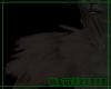 Furry Shoulder Tuft