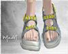 ℳ. La Rosalia Shoes