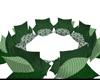 Soft Green Pillows