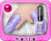 MORF Nails Lavender