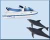 OSP JetSki W/Dolphins