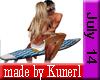 !K! Surfboard Kiss