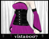 [V7] PurpleFairy Dress