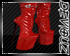 !DS! Roja Latex Stiletto
