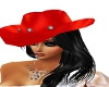 !Red Country Hat