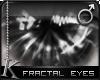 K| Fractal Eyes: Chrome