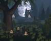 Lost Night Forest