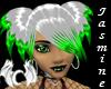[X] Lime Snowflake Jasmi