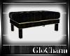 Glo* LeatherBench ~Black