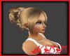 KDD Bridal Lt Brown Hair