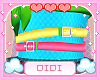 !D! 80s Babygirl Belts