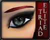 T3 Eyebrows-Vamp Red