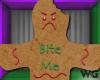 Unhappy GingerBread Man