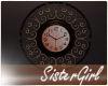 Luxe Designer Wall Clock