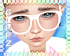 !!S Kid Glasses White