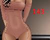 RLL pink bodysuit