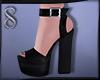 -S- Goth Succubus Heels