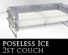 Poseless Ice 2st couch