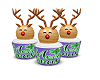 ~QAD~ Christmas CupCakes