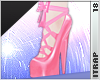 ♡ Laced   Heel