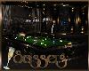 Midnight Blue pool table