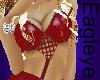 (ES) Sexy Red Top