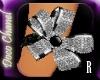 Silver Petals Bracelet R