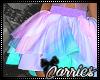 C Uincorn Skirt Layer