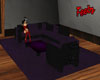 luxury couch set w/poses