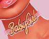 Baby Girl Choker Clre