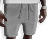 x Grey Shorts x