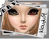 KD^ALICE 2TONE HEAD [PL]