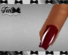 Blood Ruby Nails