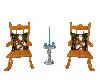 Christmas Rocker Chairs