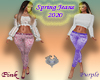 Spring Jeans RL - Purple