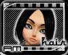 [AM] Kat Black Hair