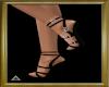 (AL)Buckle Heels Black