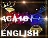 ENGLISH ( a cause de toi