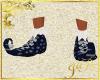 *JR Snowflake Elf ShoesM