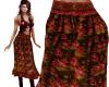 TF* Rosie Midi Skirt