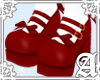 Lolita Shoes~ Red II