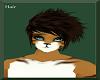 Tiger Lily Hair v1 (M)