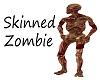Skinned Zombie